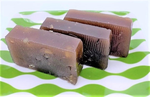 くらし良好 生活良好 小倉ようかん 栗ようかん 煉ようかん 2020 japanese-sweets-kurashiryoukou-ogura-yokan-kuri-yokan-neri-yokan-azuki-bean-jelly-2020