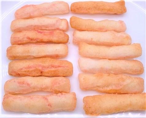 くらし良好 紅生姜あられ くらしのおかしシリーズ お菓子 2020 japanese-snacks-kurashiryoukou-beni-shoga-arare-kurashino-okashi-red-pickled-ginger-flavored-rice-cracker-2020