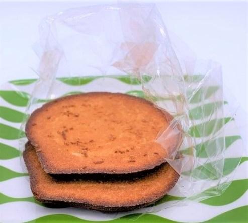 懐かしいお菓子 伊藤軒 栗あわせ 栗の形のおせんべい 袋 2020 japanese-nostalgia-snacks-itoken-kuri-awase-senbei-made-from-eggs-and-sugar-and-chestnut-2020