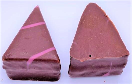 ブルボン ミニシルベーヌ いちご×チョコレート 苺フェア 袋 期間限定 2020-2021 japanese-snacks-bourbon-mini-sylveine-strawberry-chocolate-2020-2021