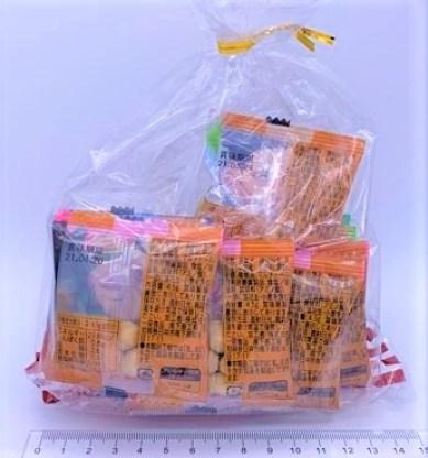 コメダ珈琲店 鬼滅の刃デザイン豆菓子 第2弾 コラボ 袋 テイクアウト お菓子 2021 japanese-chain-coffee-shop-komeda-sweets-made-from-beans-kimetsu-no-yaiba-packaging-demon-slayer-2-2021-to-go