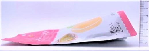 ヤマサン食品工業 おやつな果実 もも フリーズドライ ピーチ 小袋 お菓子 2021 japanese-freeze-dried-fruit-yamasanfood-oyatsunakajitsu-momo-peach-2021