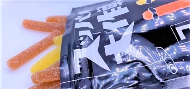 旺旺ジャパン スッパイ大作戦 コーラ組 レモン組 スティックグミ お菓子 2021 japanese-snacks-wantwant-suppai-daisakusen-cola-and-lemon-gummi-2021