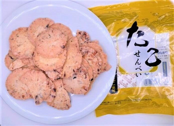 スギ製菓 たこせんべい 手焼工房 えびせん家族 袋 2021 お菓子 japanese-snacks-sugiseika-tako-senbei-seafood-octopus-flavored-cracker-2021