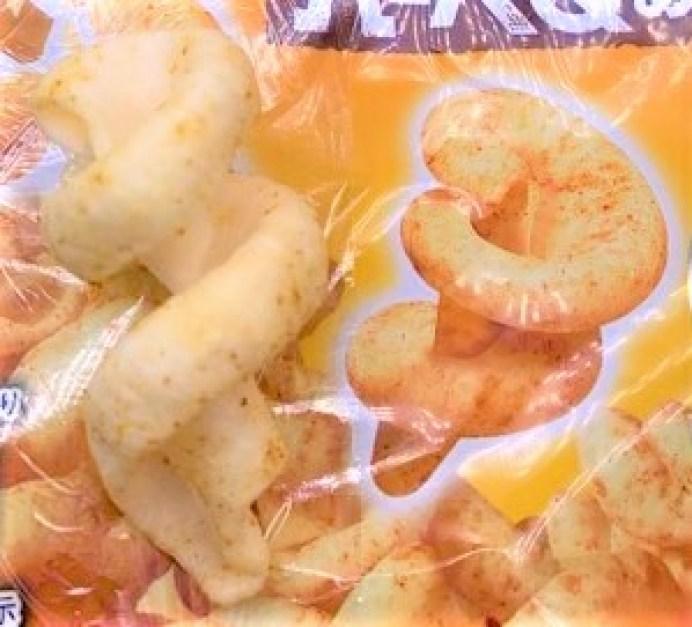 フリトレー ドラゴンポテト サッポロポテト バーベキュー味 カルビー コラボ 袋 お菓子 2021 japanese-snacks-fritolay-dragonpotato-sapporopotato-barbecue-flavor-calbee-collaboration-2021
