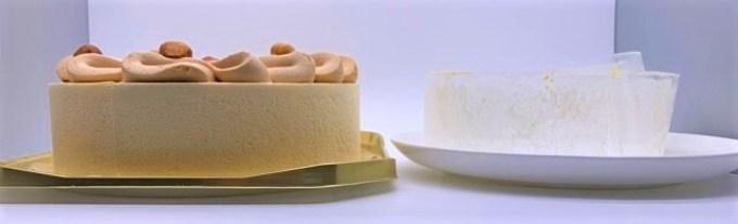 エコール・クリオロ ガイア 5号 ホールケーキ 通販 2021 冷凍ケーキ japanese-ecolecriollo-gaia-caramel-and-vanilla-flavored-cake-2021