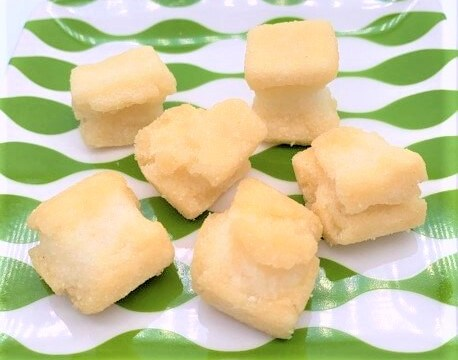 亀田製菓 堅ぶつ しお味 ひとくち堅揚げ餅 袋 お菓子 2021 japanese-snacks-kamedaseika-katabutsu-salty-fried-rice-cracker-2021