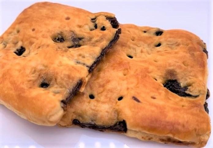 東ハト オールレーズン レーズンサンドクッキー パック袋 懐かしいお菓子 2021 japanese-nostalgia-snacks-tohato-allraisin-cookie-2021