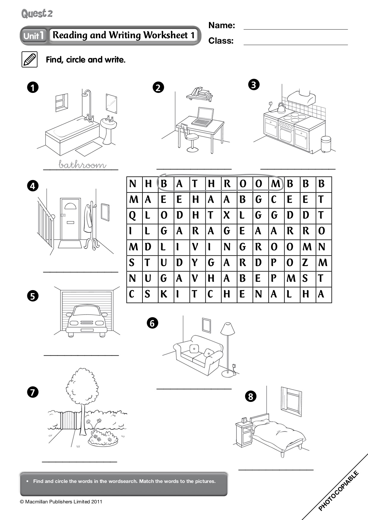 Worksheets Show And Text