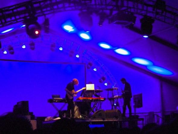 FYF Fest 2012 - Nicolas Jaar