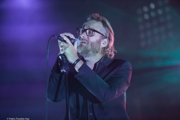 First City Festival - The National