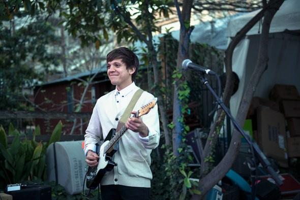 Surfer Blood - Thomas Fekete