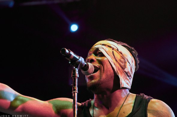 FYF Fest 2015 - D'Angelo & The Vanguard