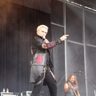 Outside Lands 2015 - Billy Idol