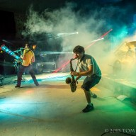 Joshua Tree Music Festival 2015 - Moon Hooch