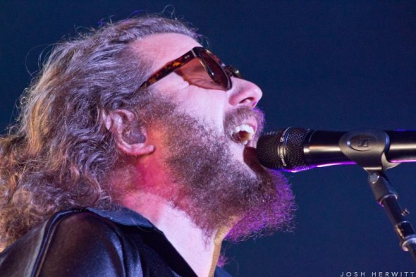Best Live Music Acts of 2015 #7 - My Morning Jacket