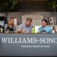 BottleRock Napa Valley 2016 - Williams-Sonoma Culinary Stage - Gordon Ramsay