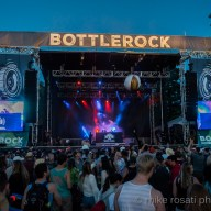 BottleRock Napa Valley 2016 - White Panda