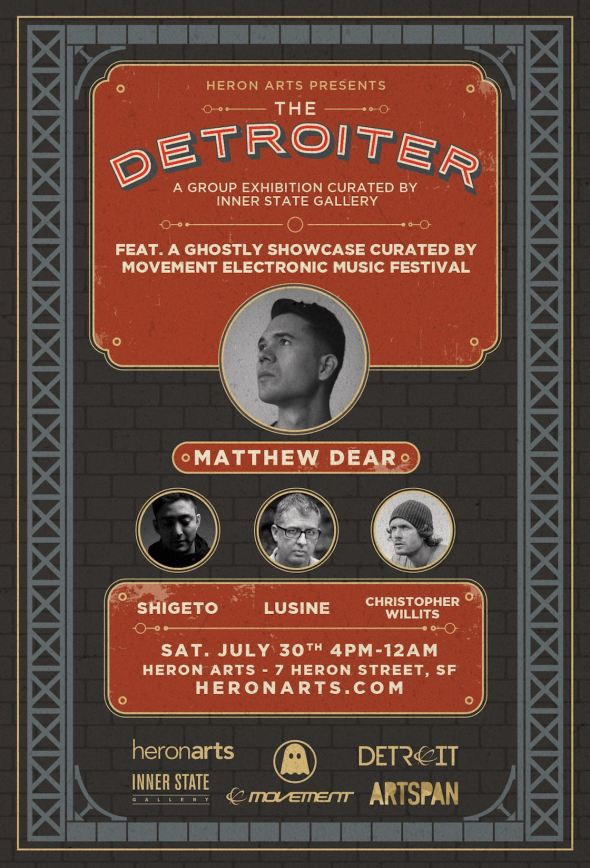 The Detroiter - Block Party