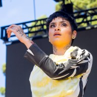 Outside Lands 2016 - Kehlani