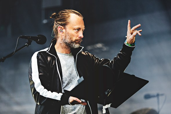 Outside Lands 2016 - Radiohead