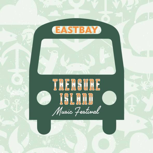 Treasure Island Music Festival 2016 - shuttle