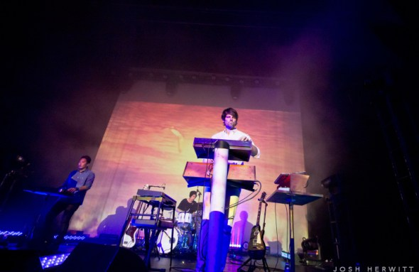 Best Live Music Acts of 2015 #25 - Tycho