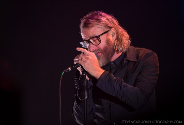Best Live Music Acts of 2015 #6 - The National