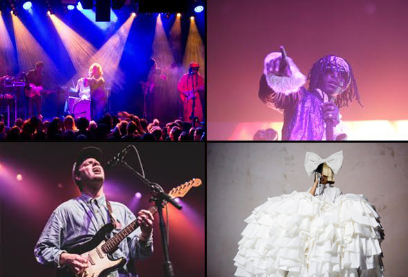Best live shows of 2016