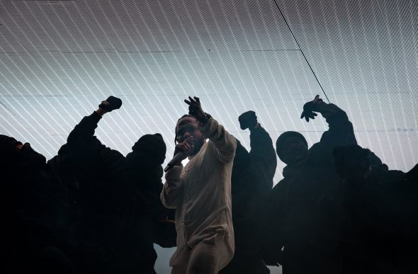 Coachella 2017 - Kendrick Lamar