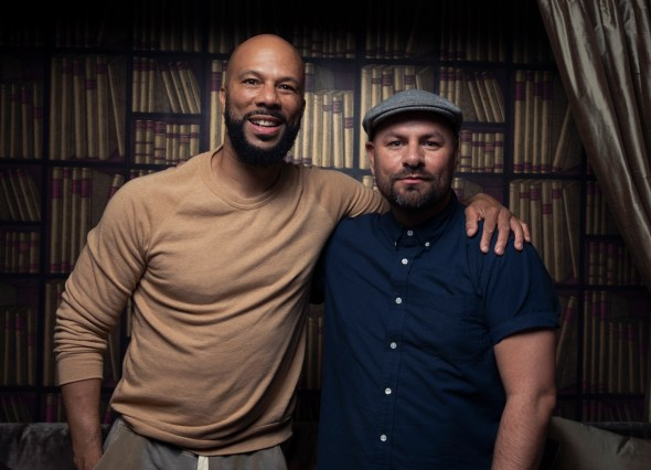 COMMON & Anthony Valadez