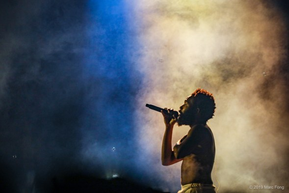 Outside Lands 2019 - Childish Gambino