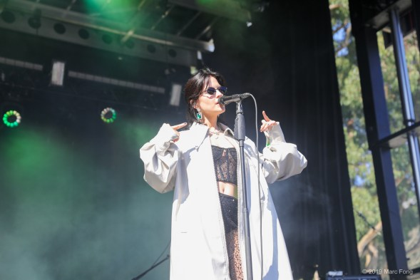 Outside Lands 2019 - The Marías