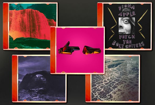 Best of 2020 - Run the Jewels, My Morning Jacket, Fiona Apple, Hum, Fleet Foxes