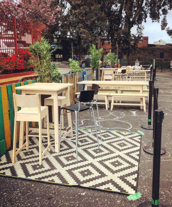 Public Works - tables