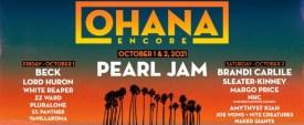 Ohana Encore - 2021 lineup