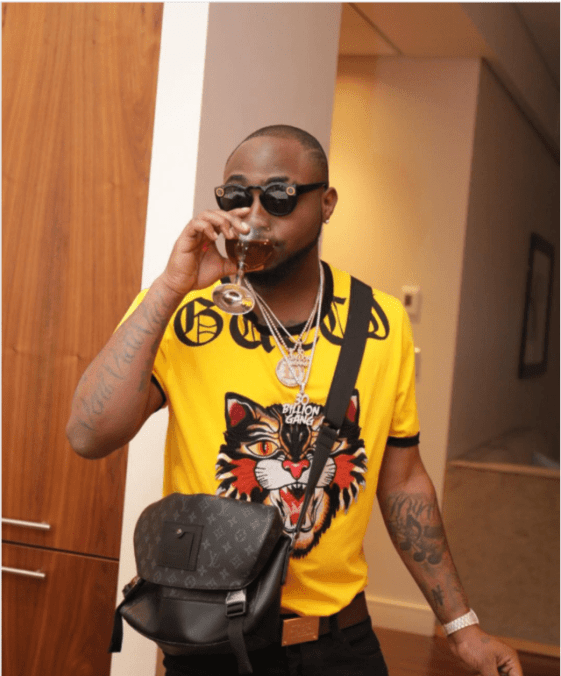 "abdulcare4mii: Davido – ""I have phone numbers of 13 Presidents"""