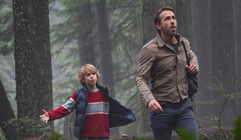 'The Adam Project' Screenwriter Teases New Details on Ryan Reynolds's Time Travel Movie on Netflix