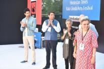 Maneck Davar and Siddharth Malhotra