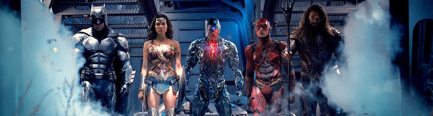 Our Movie Review of 'Justice League'