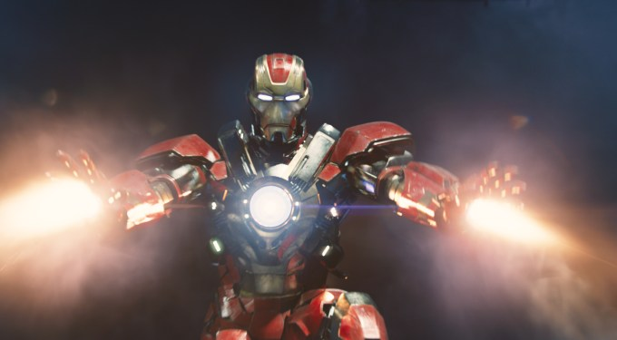 Iron Man 3 (Movie Review)