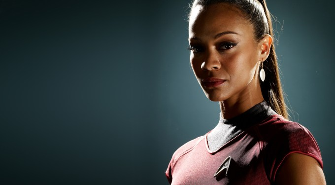 Zoe Saldana wants to direct Ang Lee type movies