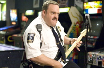 'Paul Blart' tops at box office!