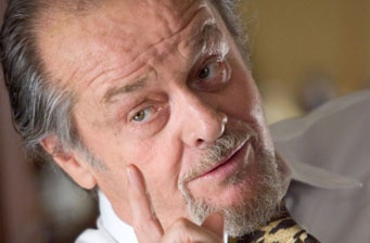 Jack Nicholson is reteaming with James Brooks