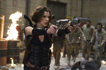 """Resident Evil: Afterlife"" is #1 at the Box Office!"