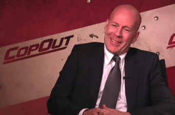 Video: Bruce Willis dishes the dirt on Die Hard 5!