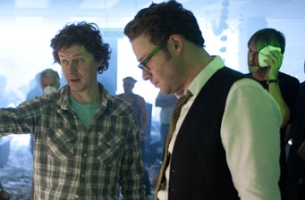 1 on 1 with Seth Rogen, The Green Hornet