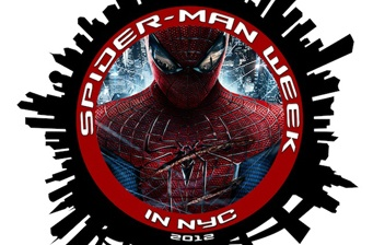 'Spider-Man Week in NYC' begins June 25th!