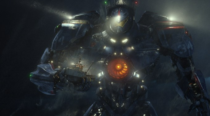 Pacific Rim (Movie Review)