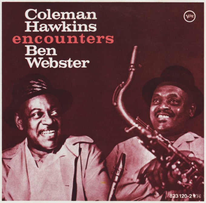 'Coleman Hawkins Encounters Ben Webster'